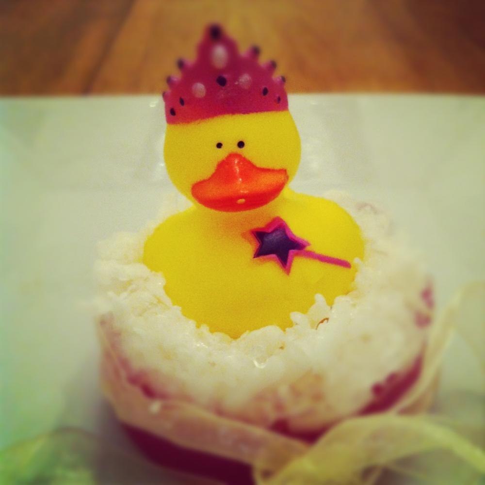 Princess Quack Soap