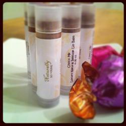 Luxury Chocolate Lip Balm